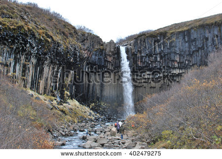 Columnar Basalt Stock Photos, Royalty.
