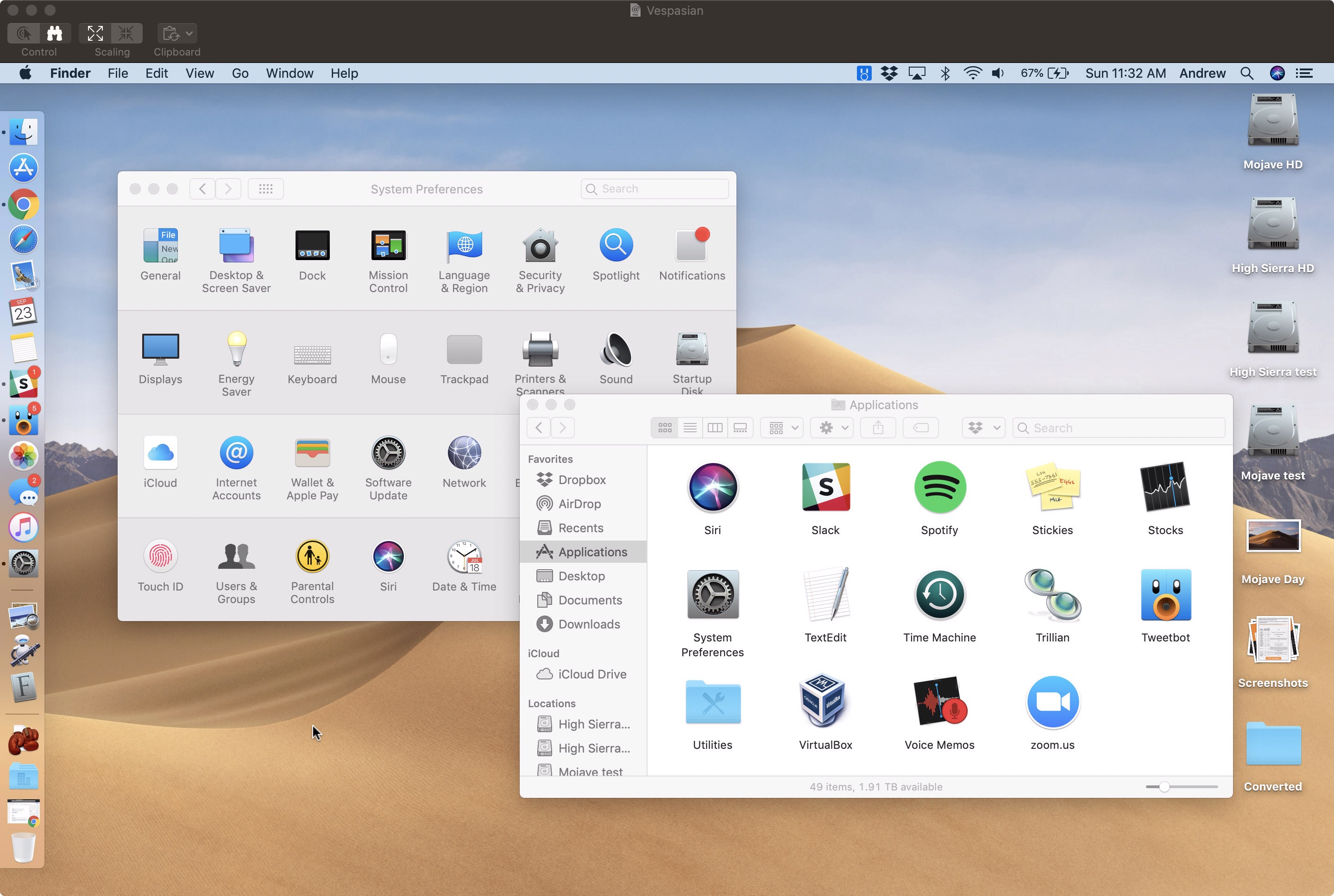 macOS 10.14 Mojave: The Ars Technica review.