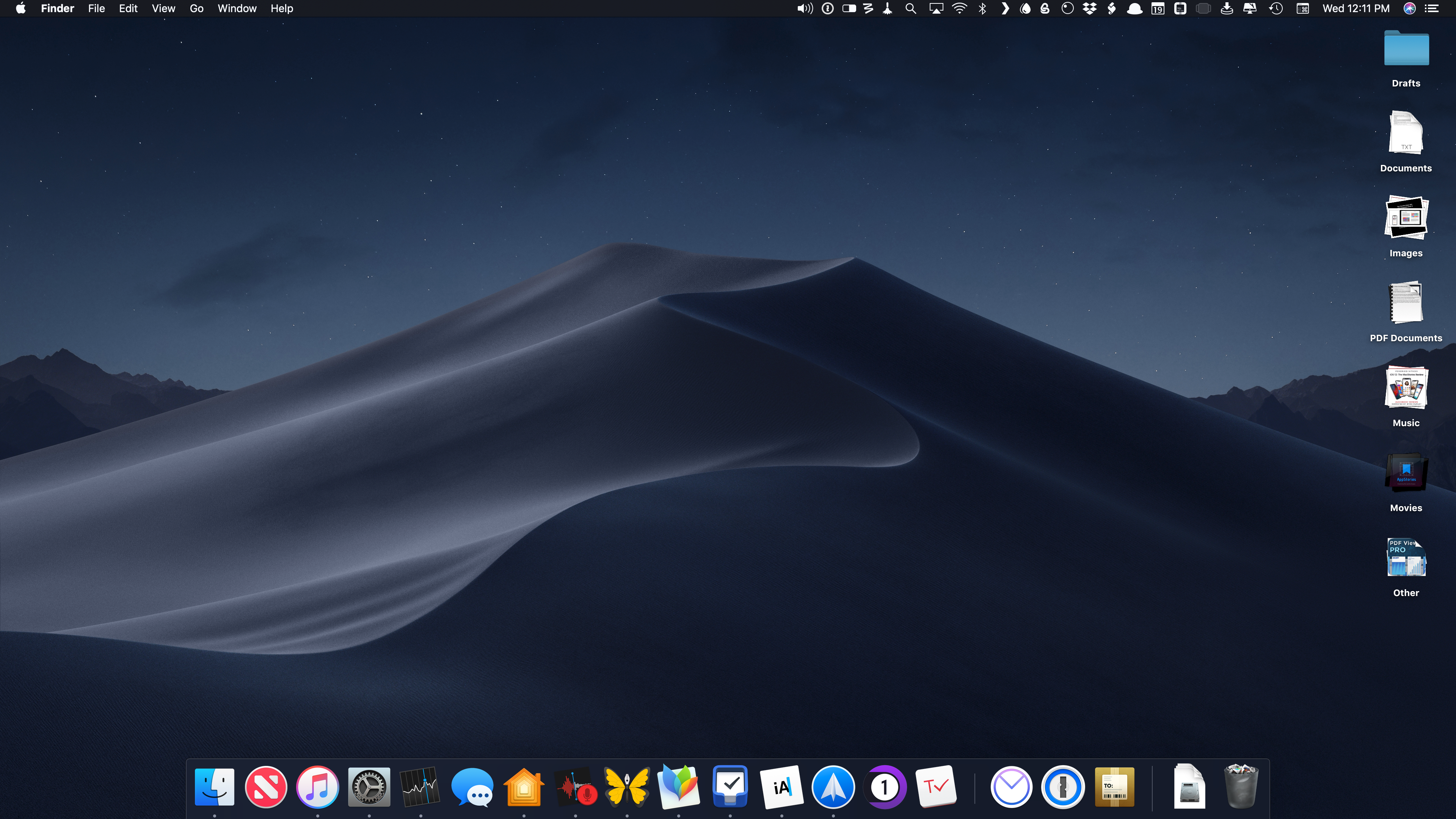 macOS Mojave: The MacStories Review.