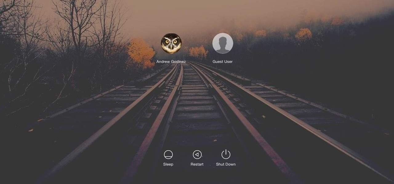 How to Customize the Login Window Background on Your Mac « Mac Tips.
