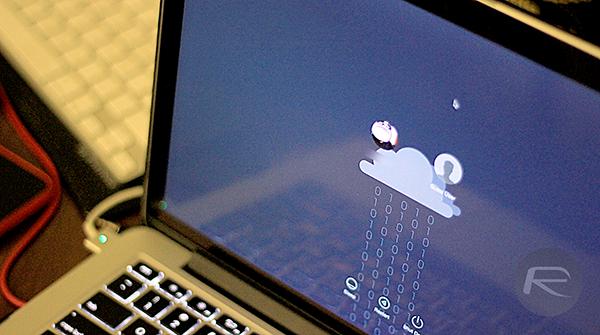 How To Set Custom Lock / Login Screen Wallpaper On OS X Yosemite.