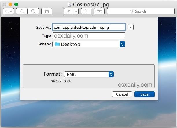 How to Customize the Login Screen Wallpaper of Mac in OS X Yosemite.