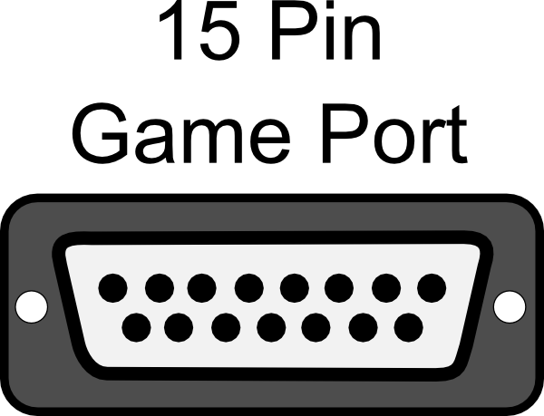 Serial Port Icon.