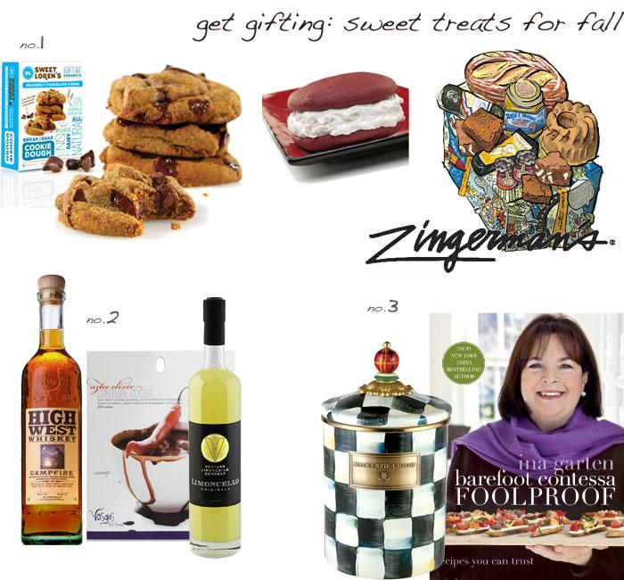 get gifting: cozy fall treats.