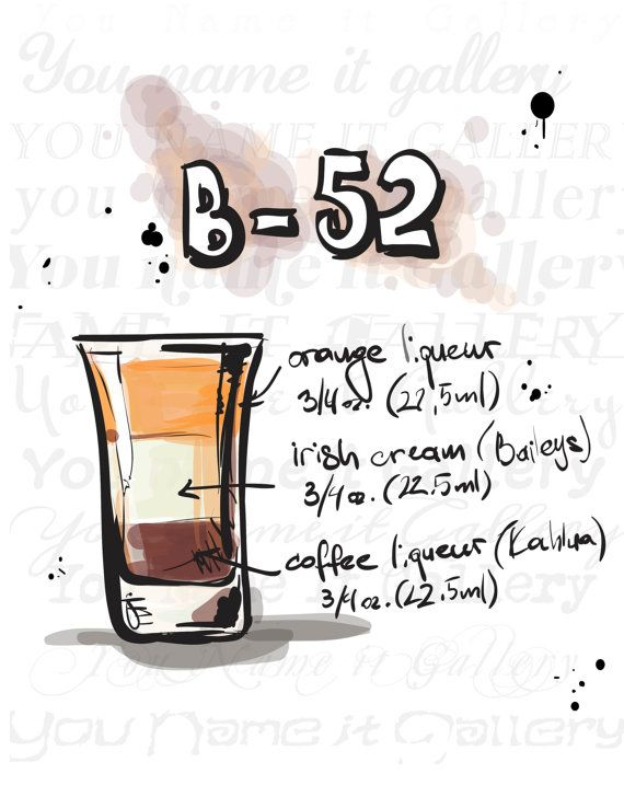 1000+ ideas about B 52 Cocktail on Pinterest.