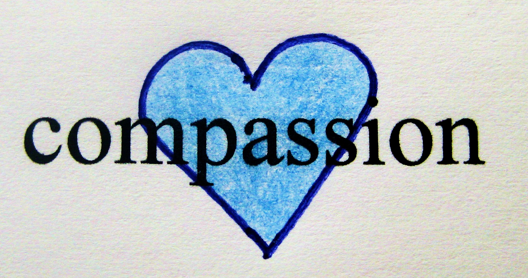 Showing Compassion Clip Art free image.