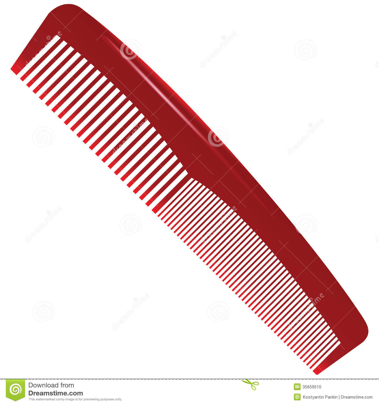red comb clipart clipground