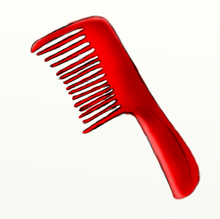Day #228 The Red Comb.