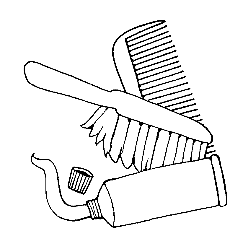 Mormon Share Brush And Comb #H9nLCl.