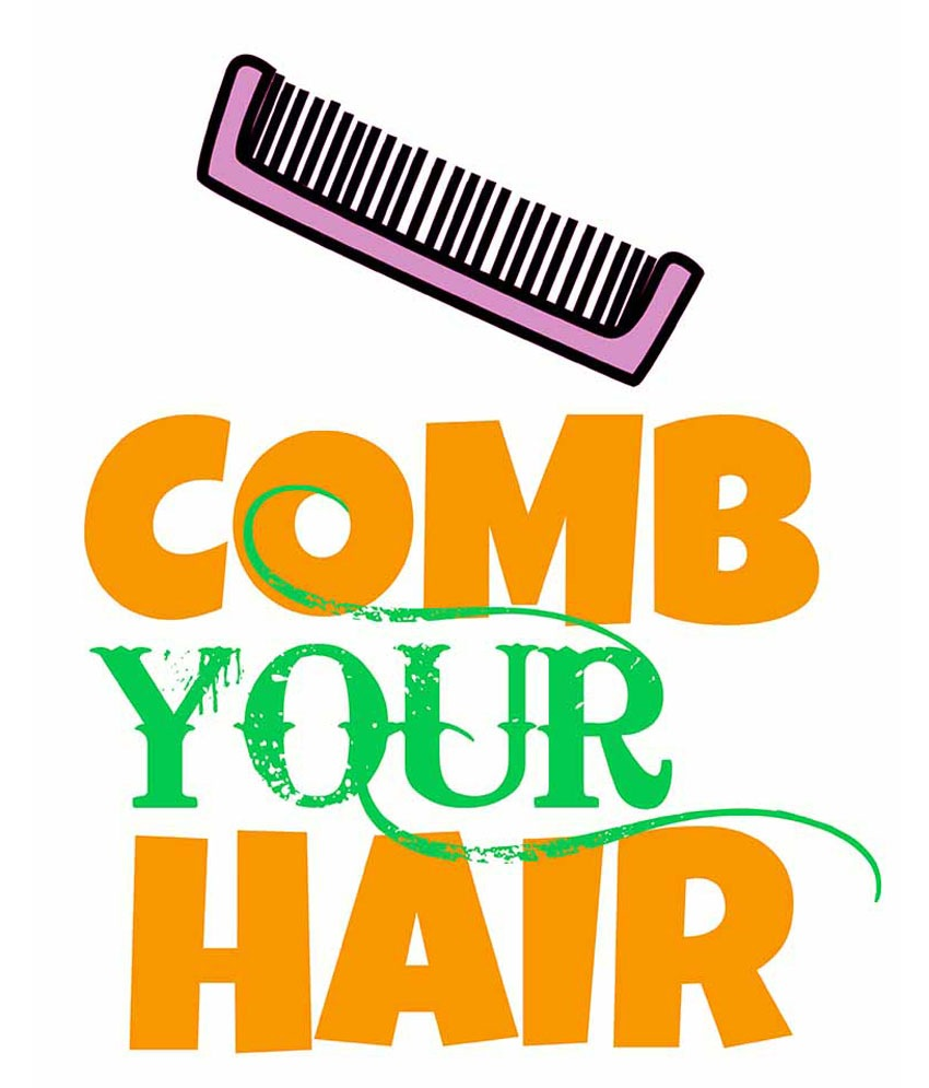 Gallery For > Hair Comb Clipart Printable.