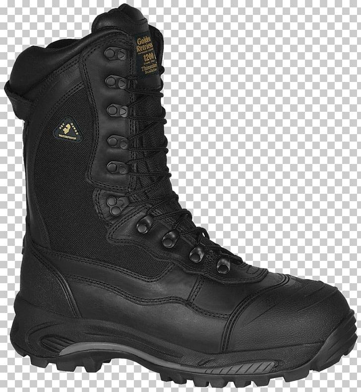 Combat boot Zipper Steel.