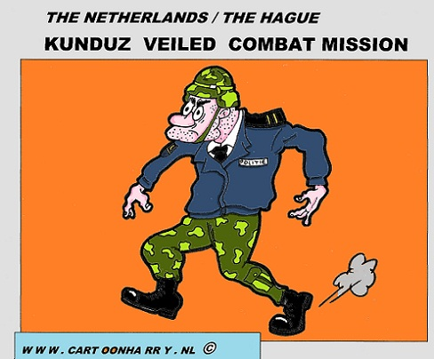 Cartoon Hidden Combat Mission.
