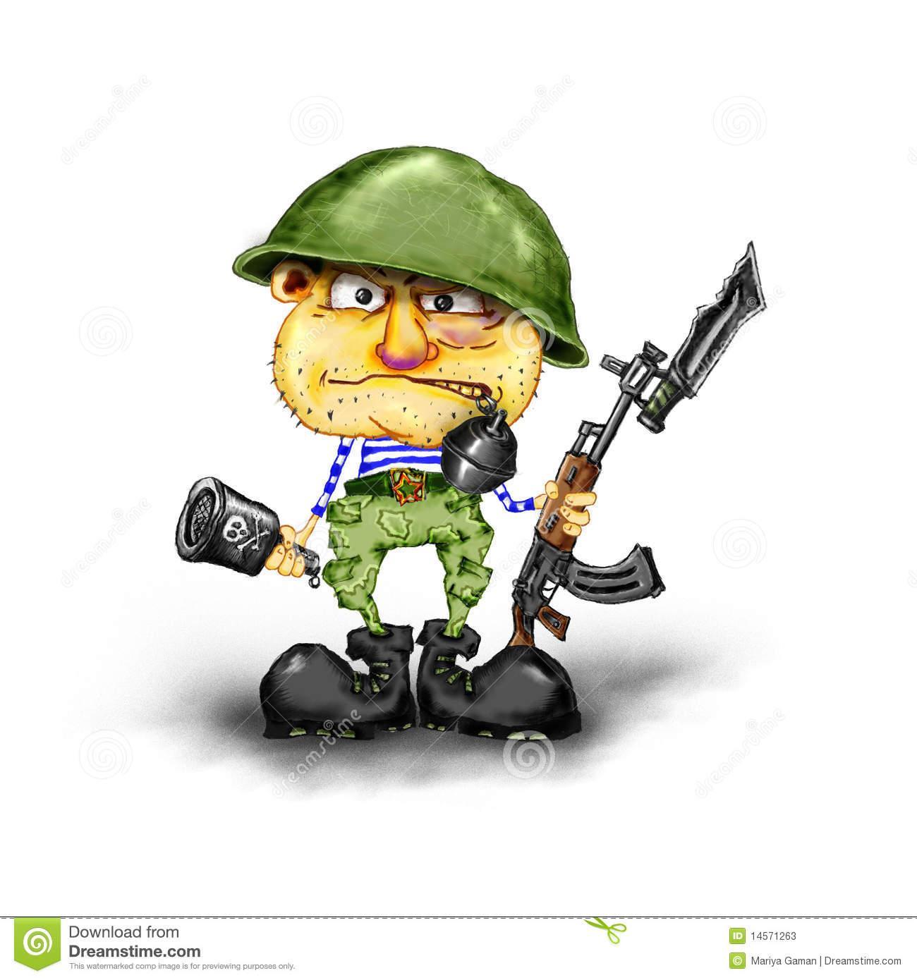 Combat Boots Stock Illustrations.