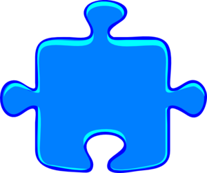 Blank puzzle piece clipart kid 2.