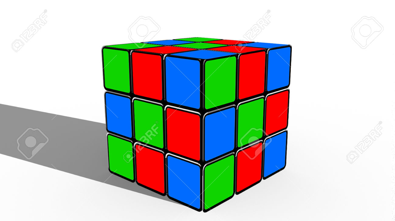 Cube Is A 3.