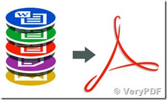 Combine Word DOC, DOCX, Excel XLS, XLSX, CSV, PowerPoint PPT.