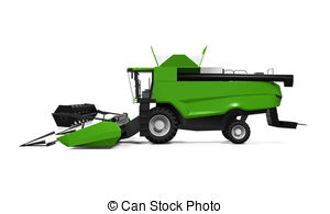 Combine harvester Illustrations and Clip Art. 900 Combine.