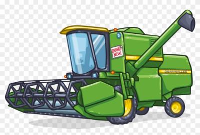 Download Free png Guru Nanak Agriculture Implements Harvester.