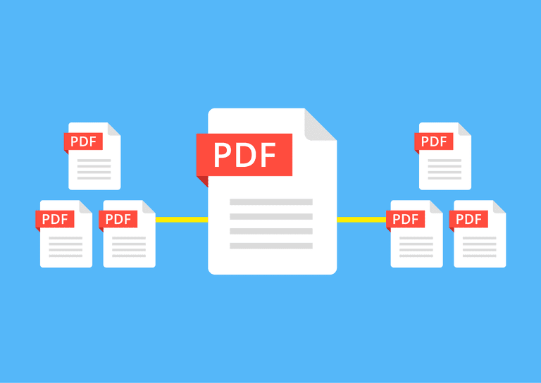 How to Combine PDF Files Into One Document.
