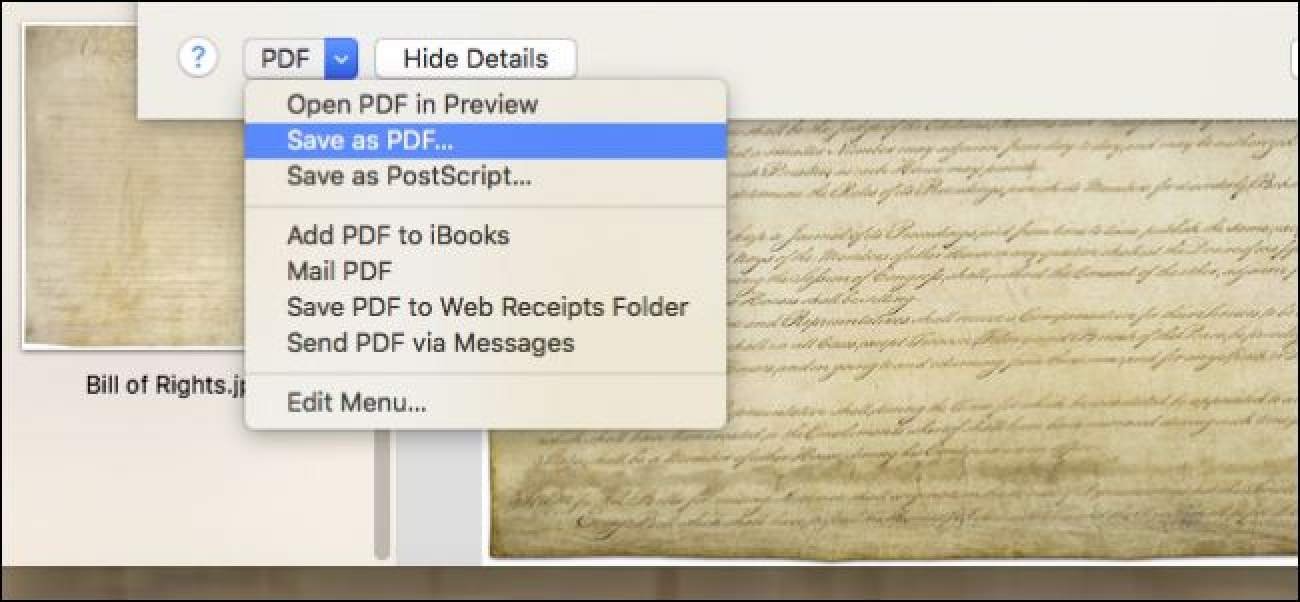 How to Combine Images into One PDF File on a Mac.