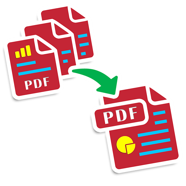 ‎MergePDF : Combine multiple PDF files into one.