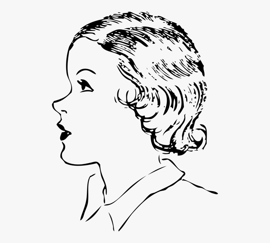 Comb Hairstyle Clip Art Women Computer Icons.