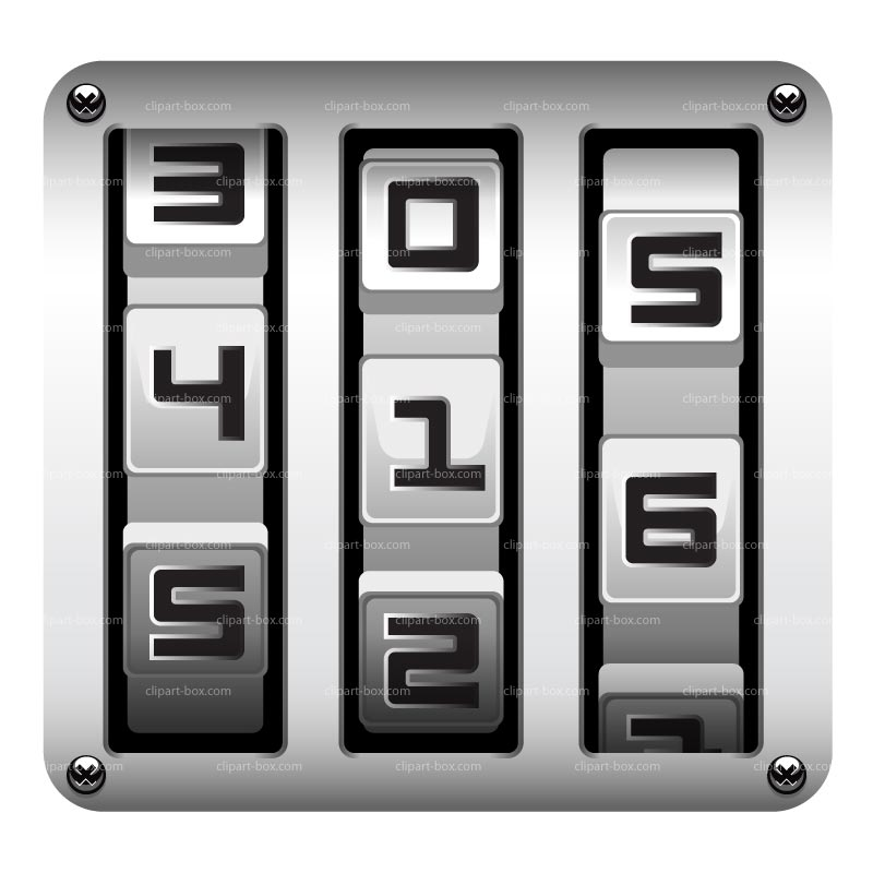 Free Combination Lock Cliparts, Download Free Clip Art, Free.