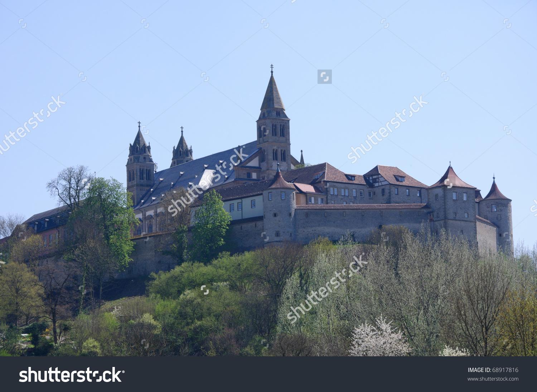 Benedictine Monastery Comburg.