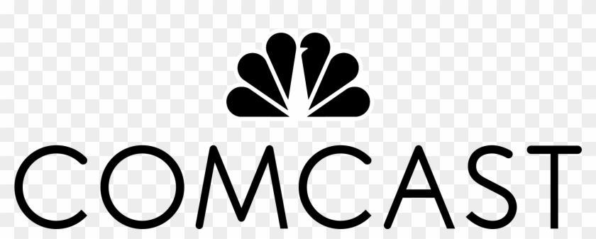 Comcast Logo Black.