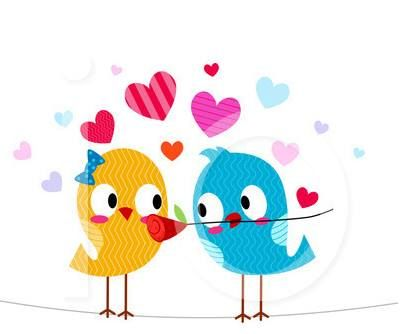 LOVE BIRDS! Come and see us for ideas on intimate, romantic.