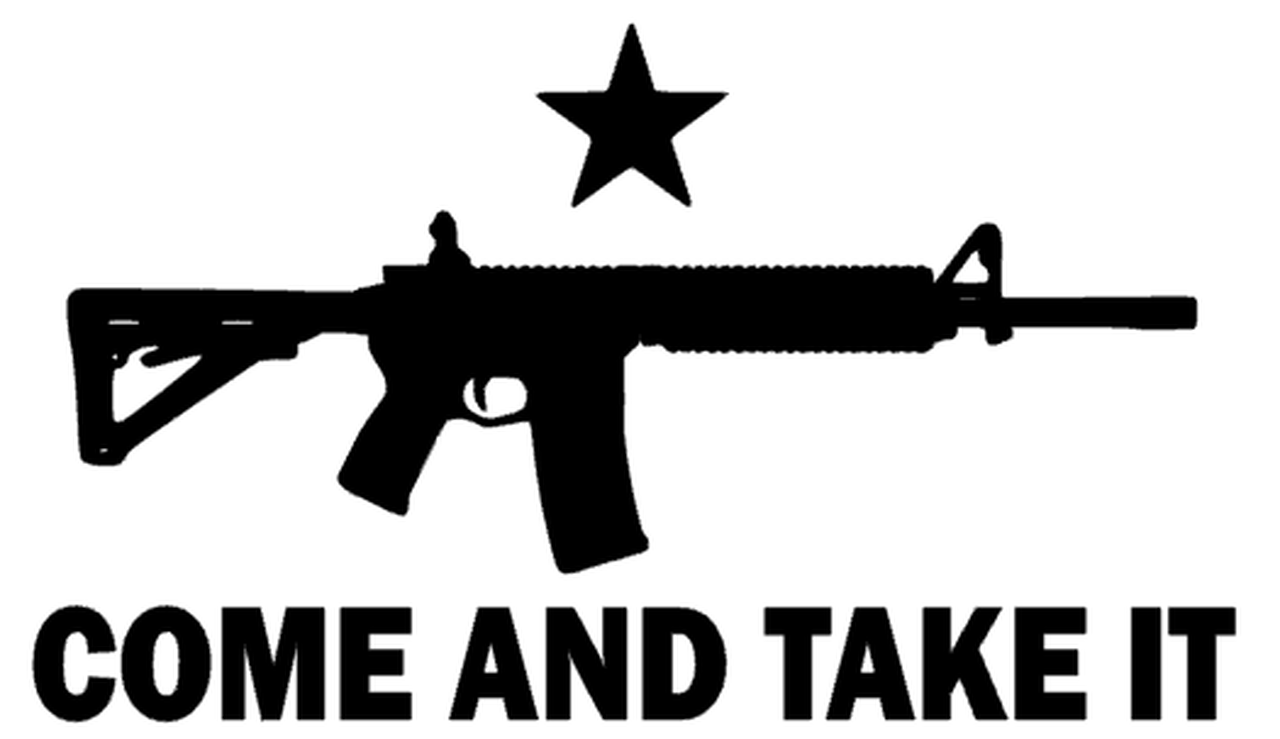 Come and Take It (with AR.