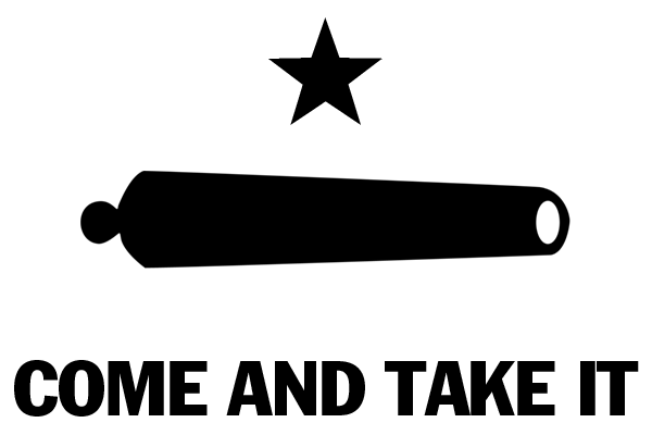 Come and take it CANNON from Reno Graphics Company.