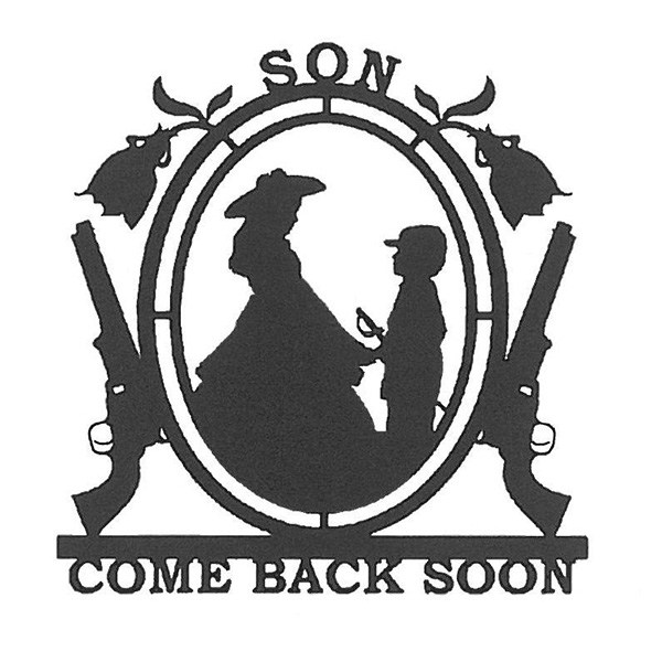 Son Come Back Soon.
