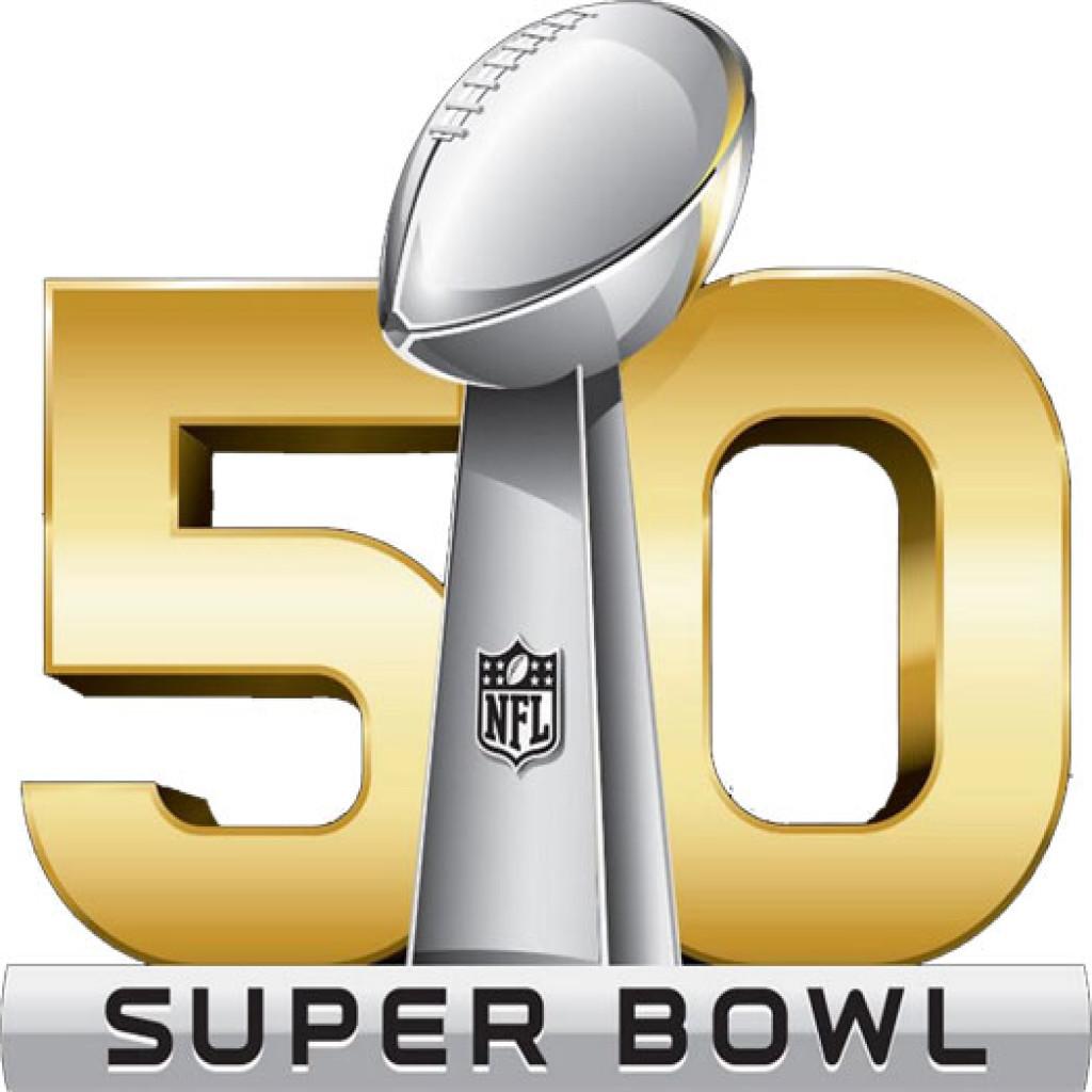 Super bowl 50 clipart logo.