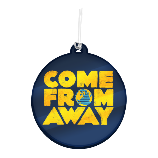 Come From Away Luggage Tag.