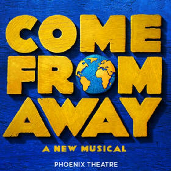 Come From Away Tickets.