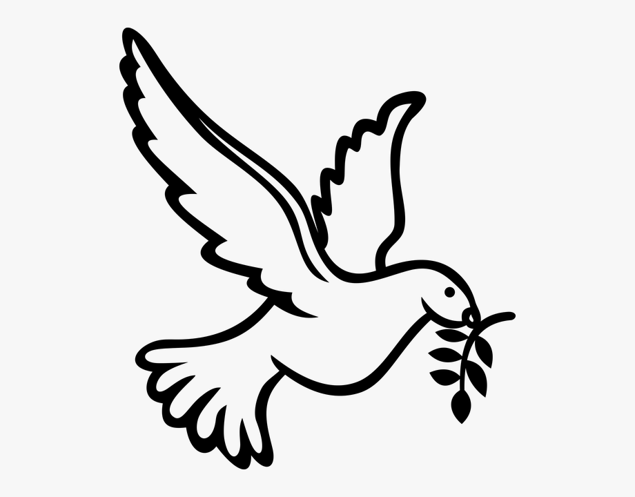 Holy Spirit Symbol Doves #927167.