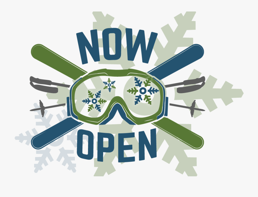 Clip Art We Are Officially Open.
