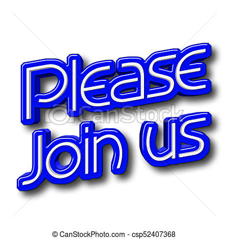 Please Join Us Clipart (101+ images in Collection) Page 3.