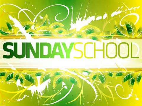 Free Sunday School Clipart.