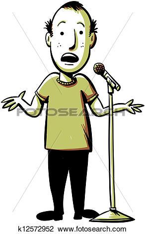 Comedian Illustrations and Stock Art. 714 comedian illustration.