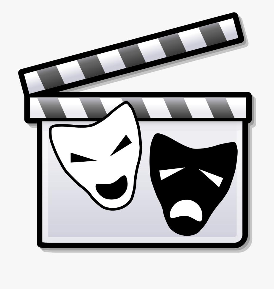 Comedies Clipart Drama Movie.