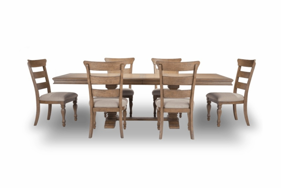 Riverdale 7 Piece Dining Room Set.