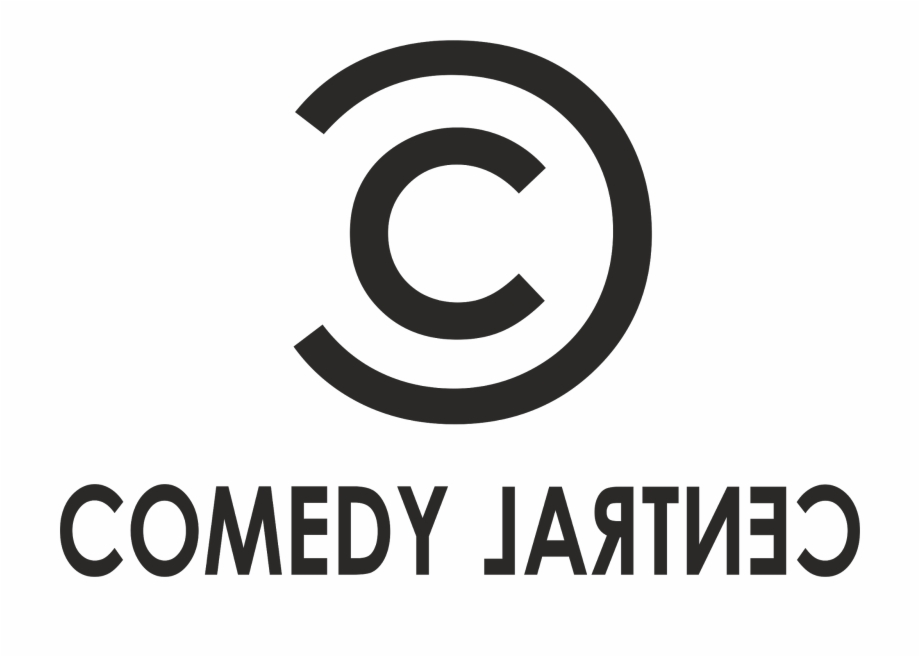 Comedy Central Tv Channel Logo.