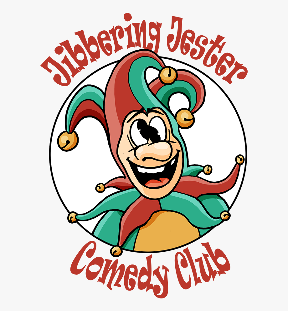 Jibbering Jester Comedy Club Stand.
