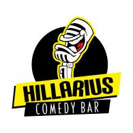 Hillarius Comedy Bar.