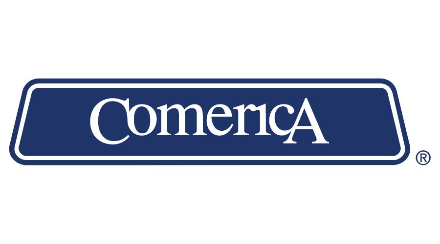 Comerica Bank Vector Logo.