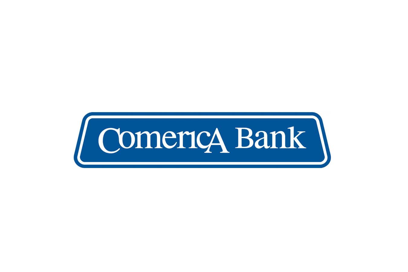 Comerica Bank.