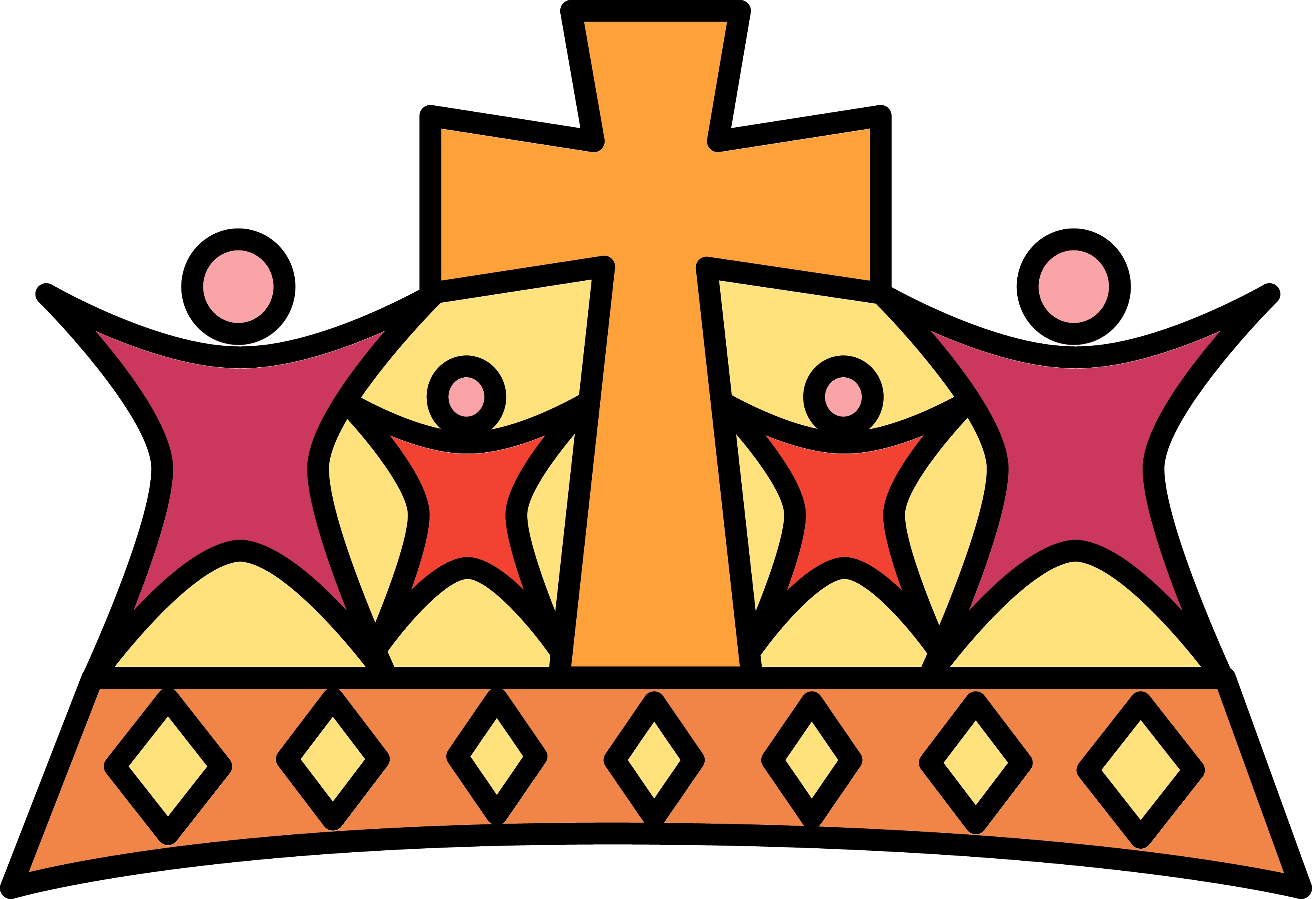 Kingdom of god clipart.