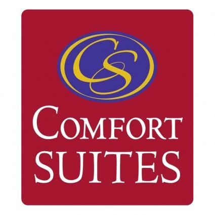 Comfort Suites Logo.